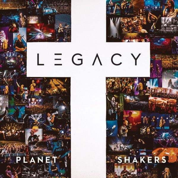 Planetshakers Band album, Legacy, is available now!