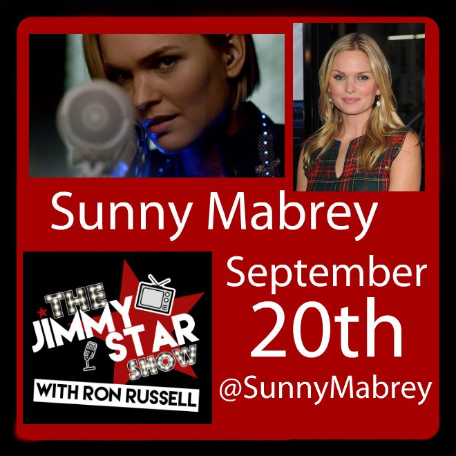 Sunny Mabrey on The Jimmy Star Show With Ron Russell