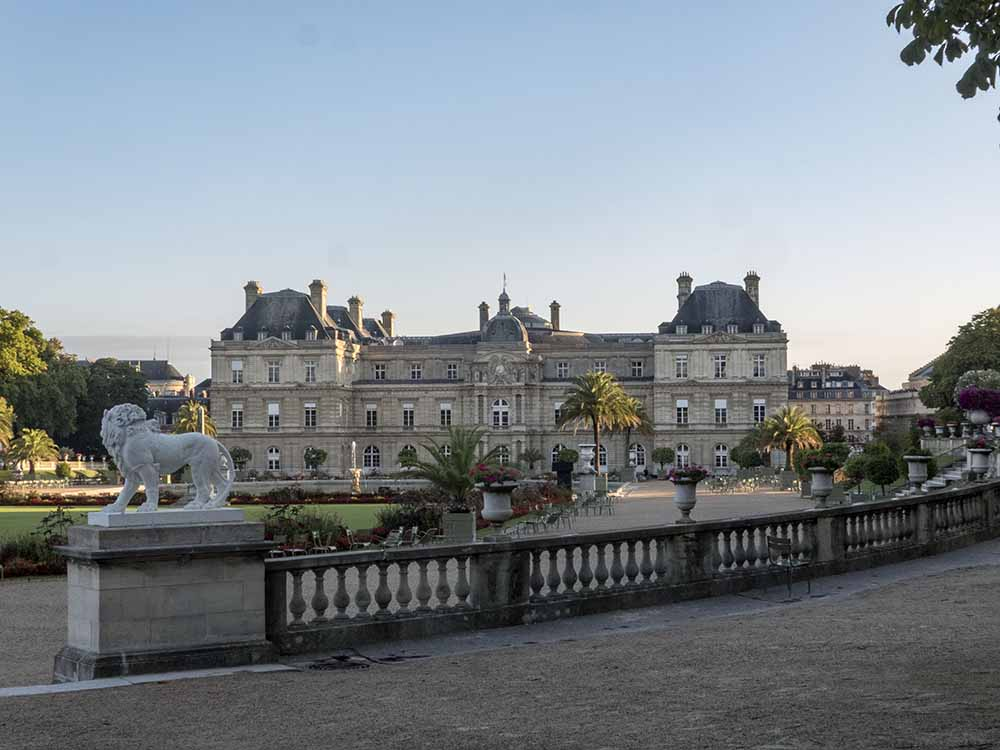 Explore Black History in the Luxembourg Garden