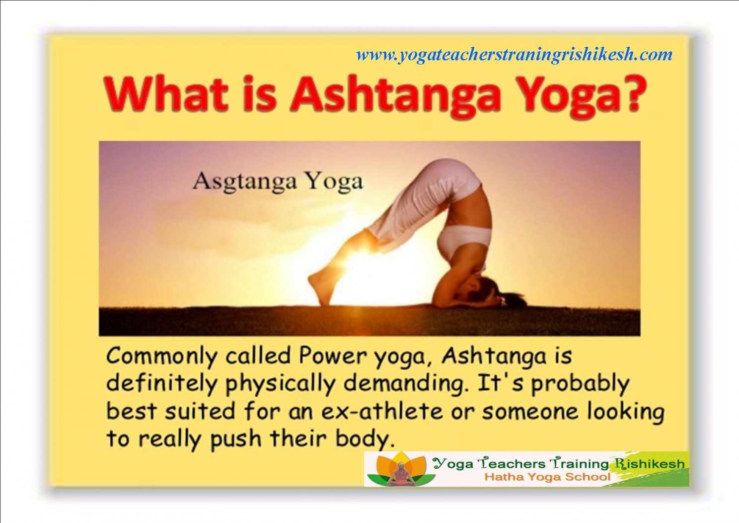 Yoga What Are Ashtanga And Its Primary Series Hatha