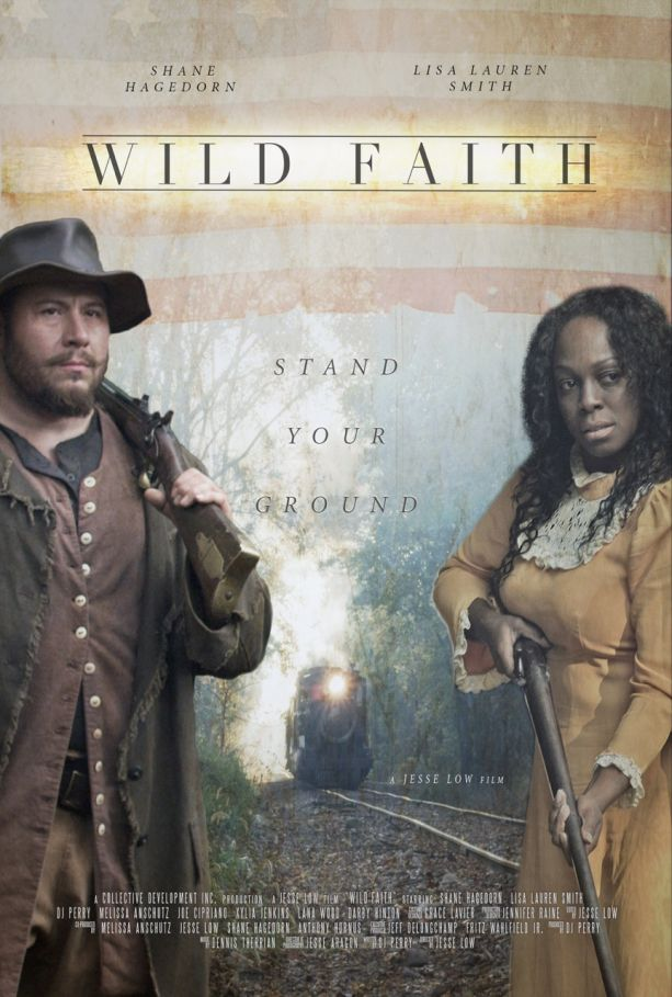 First Official 'Wild Faith' Poster