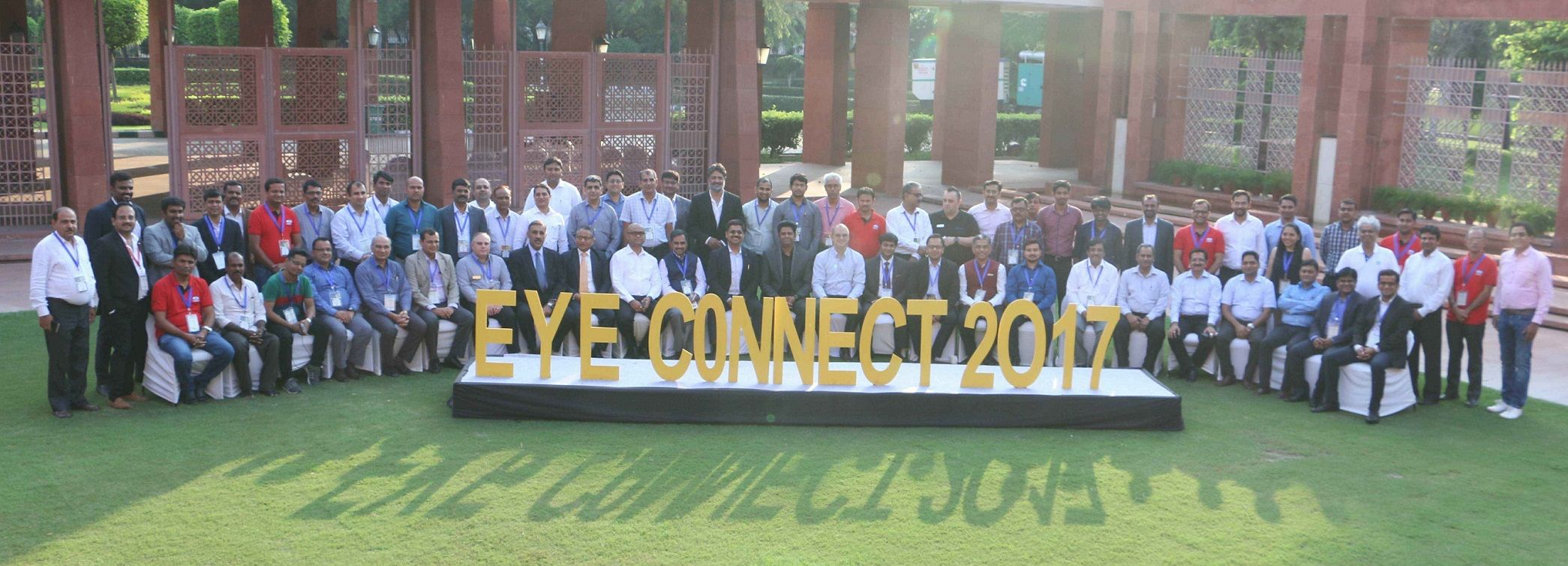Eye Connect 2017 - Group Photo