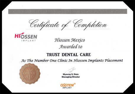 hiossen-certification