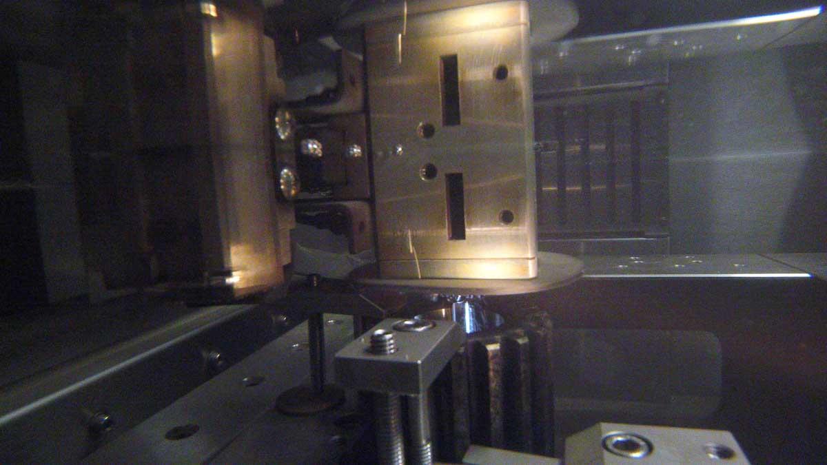 MECA machining manufacturer