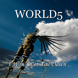 WORLD5 Cover Single I