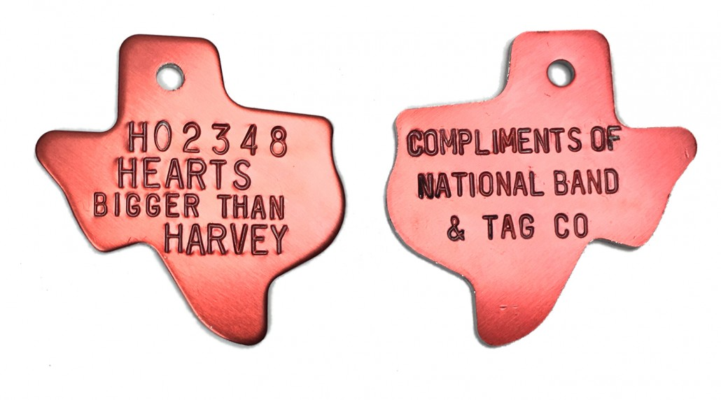 Harvey I.D. Tags
