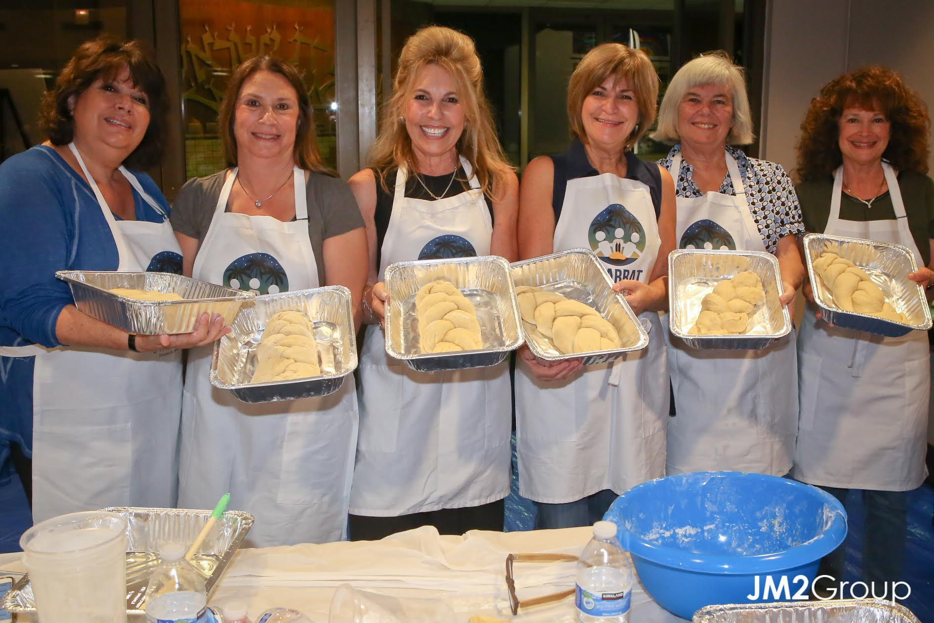 Thousands of people will participate in the Shabbat San Diego Challah Bake
