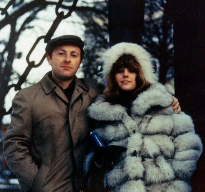 Brodsky and Proffer, St. Petersburg 1970