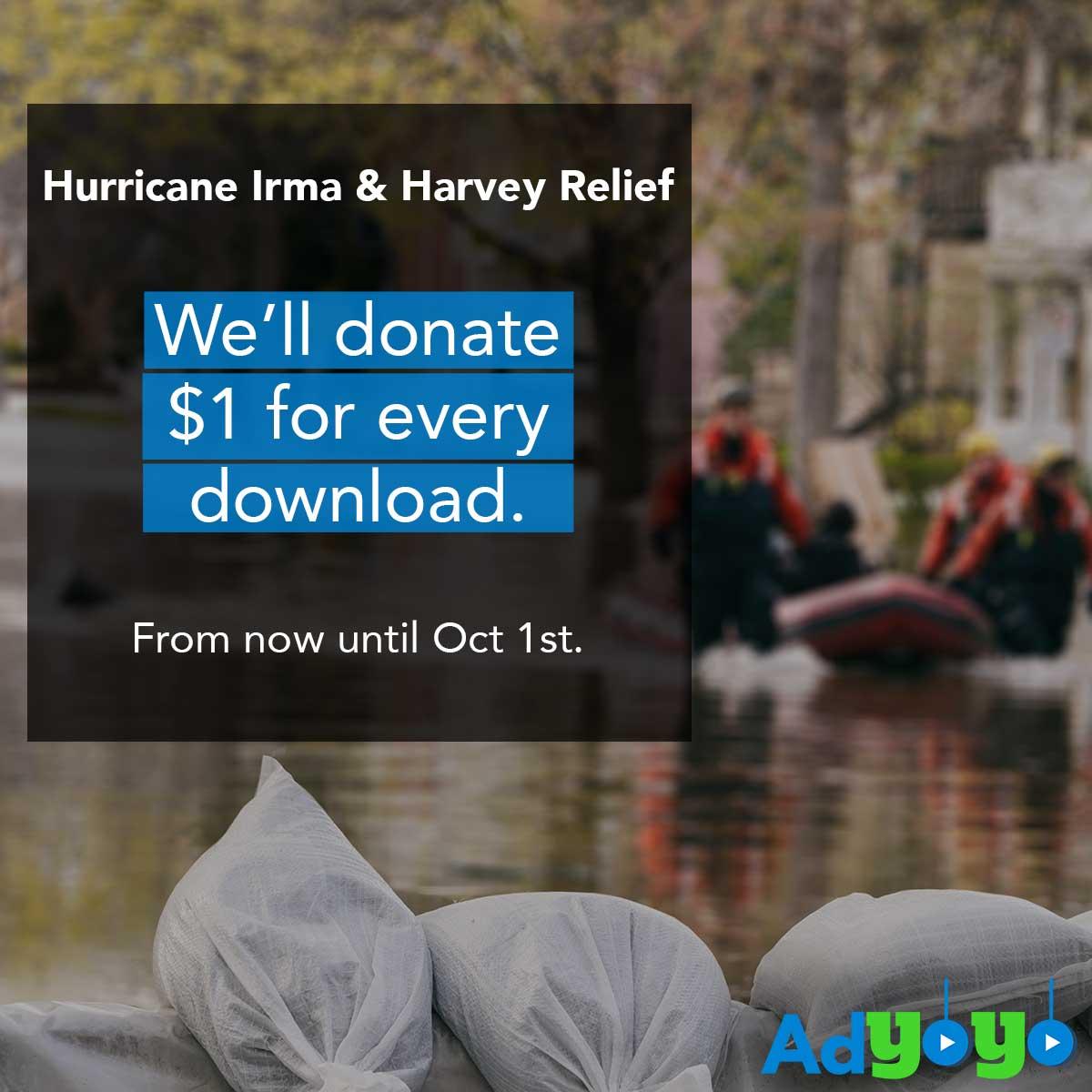 Hurricane Help Just A Download Away Adyoyo Prlog