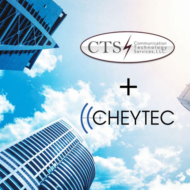 CTS and Cheytec Partnership