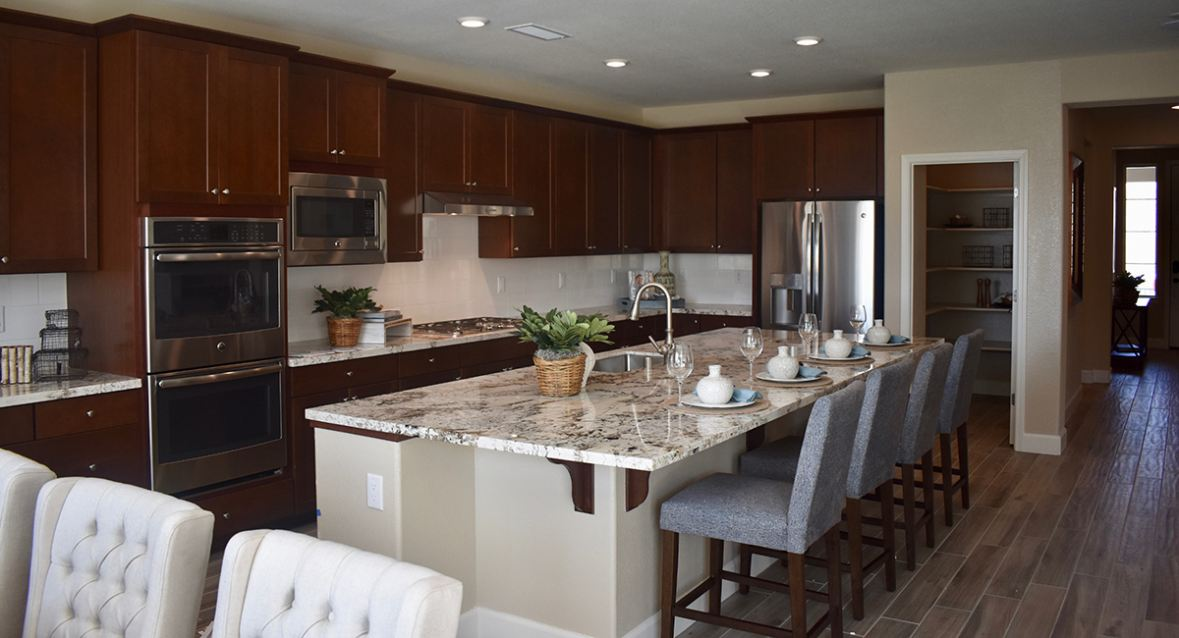 Lennar's Viewmont and Valencia at Palisades in Reno is now open and selling.