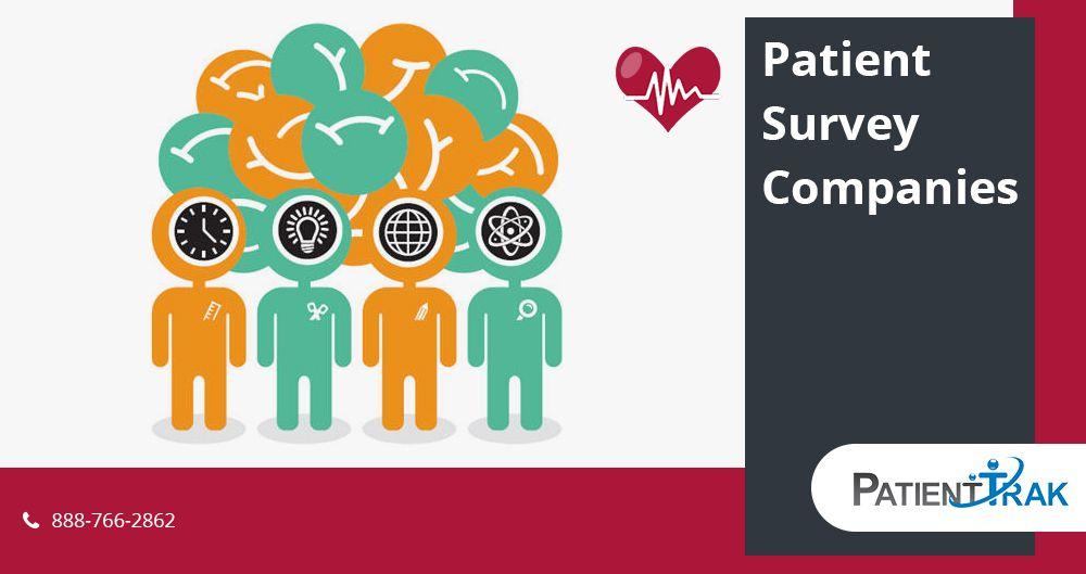 patient survey companies