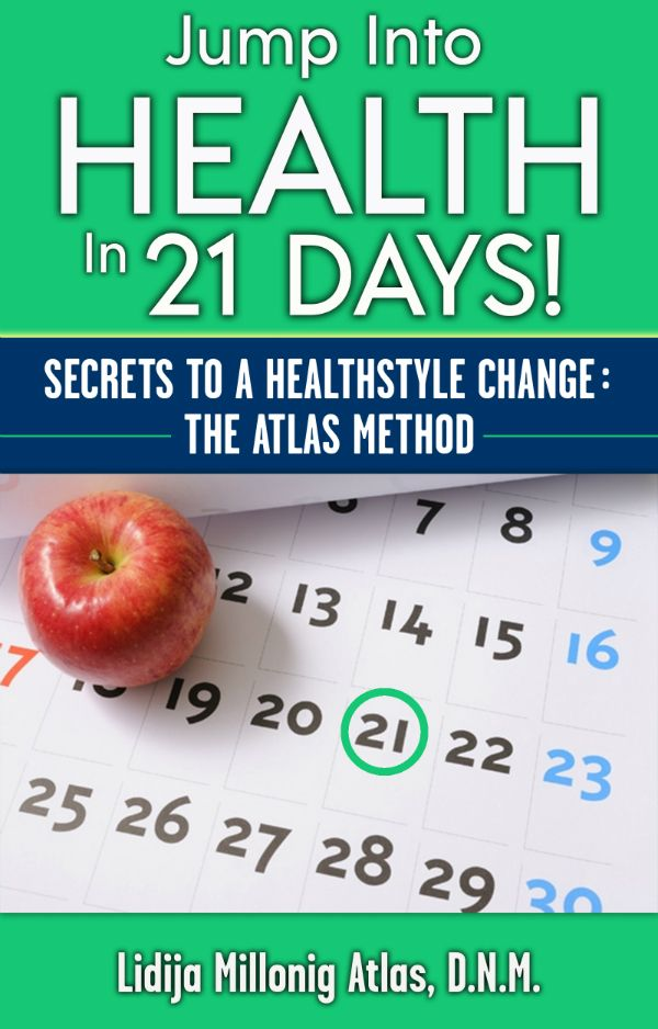 Jump Into Health in 21 Days!