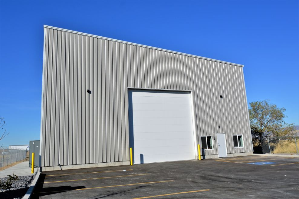 West Valley Industrial Building