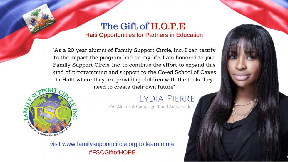 Gift of HOPE Campaign