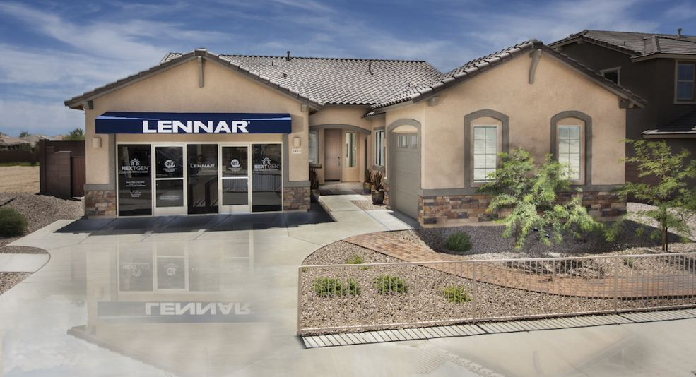 The Oracle plan is one of Lennar's Next Gen® – The Home Within A Home®.