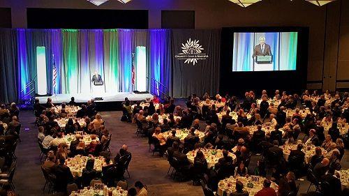 GA Governor Nathan Deal Speaks at GCB's Environmental Address 2016