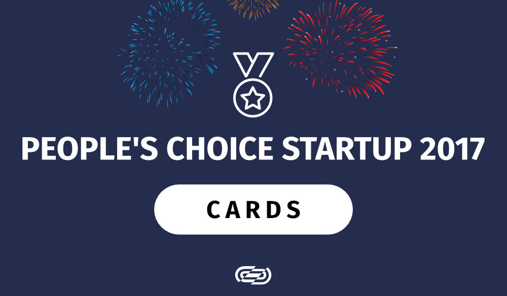 andCards wins People's Choice Award at IT Arena