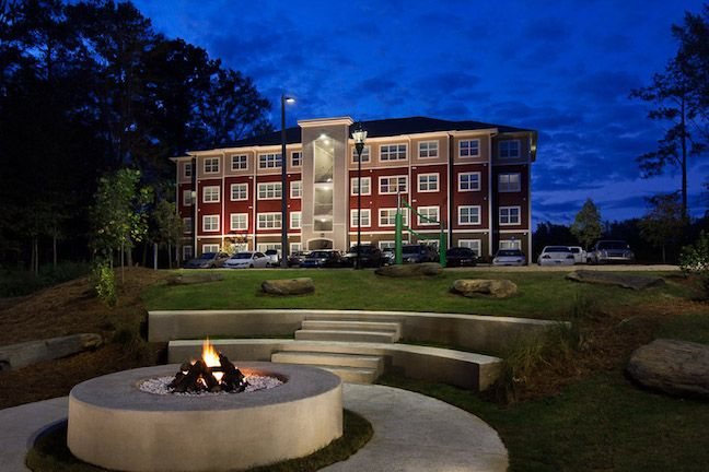 West Woods Apartments in Carrollton, Ga.