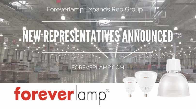 Foreverlamp continues to appoint new sales representatives