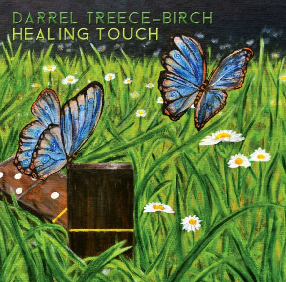 Healing Touch: Darrel Treece-Birch, Healing Touch Pre-Orders Available