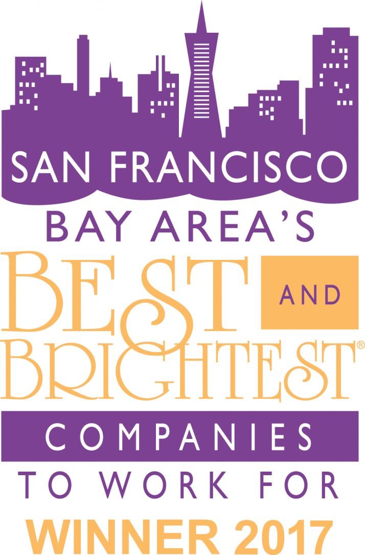 San Francisco Bay Area's Best and Brightest Companies to Work For®