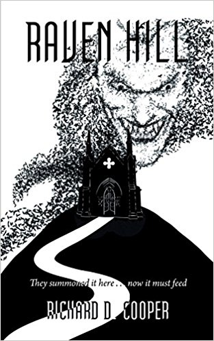 RAVEN HILL by Richard D. Cooper - cover