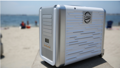 Coolala Releases The World S First Portable Solar Powered
