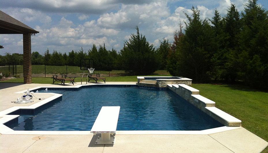 Premier Pool Builder In Dallas Texas Hopkins Custom Pools Prlog
