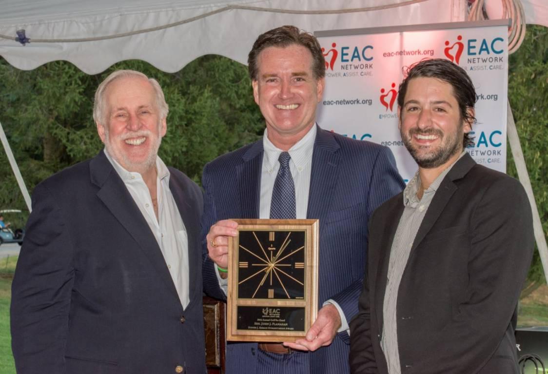 Lance W. Elder, EAC Network, Sen. John J. Flanagan, Christopher Lambert, Axis