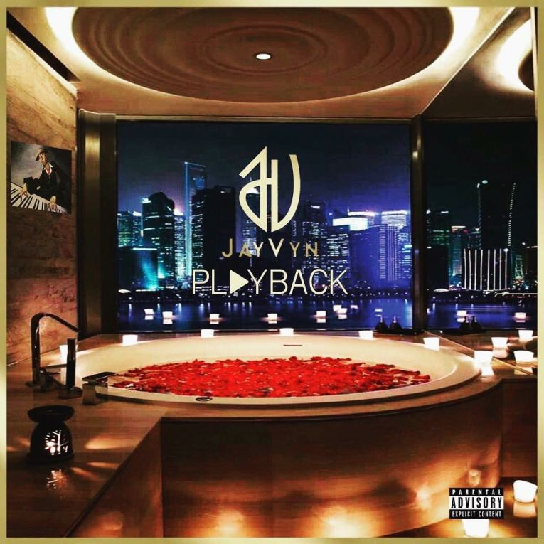 JayVyn Play Back Single Cover