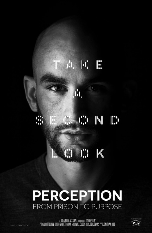 Film Poster, Perception - From Prison to Purpose