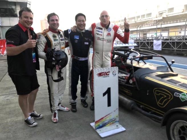 SEC 6 Hour Win BlackArts Racing