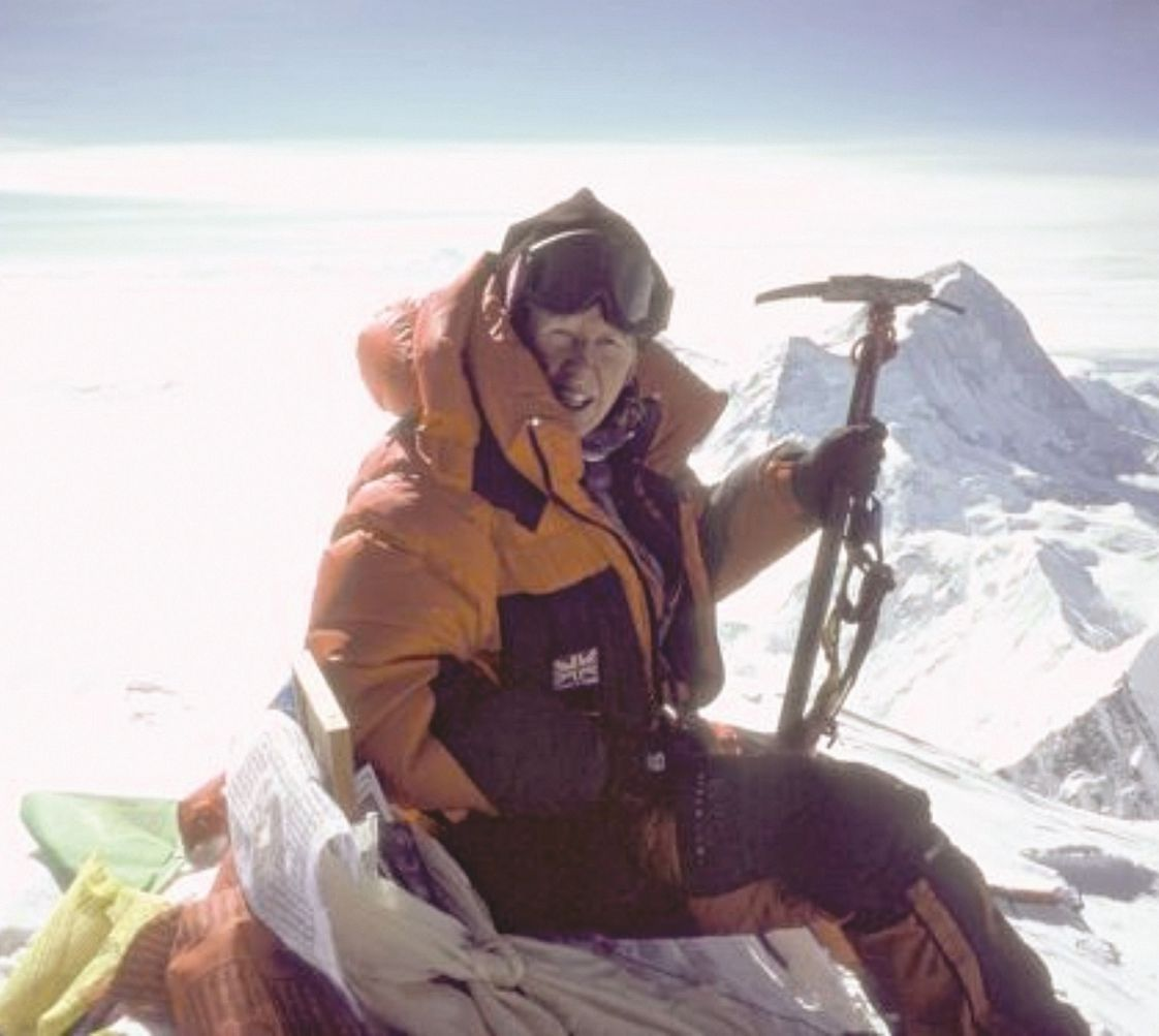 Accomplished global mountain climber Anne Parmenter to present workshop at BWF