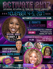 Casey J tapped for Dianna Hobbs 'ACTIVATE' conference