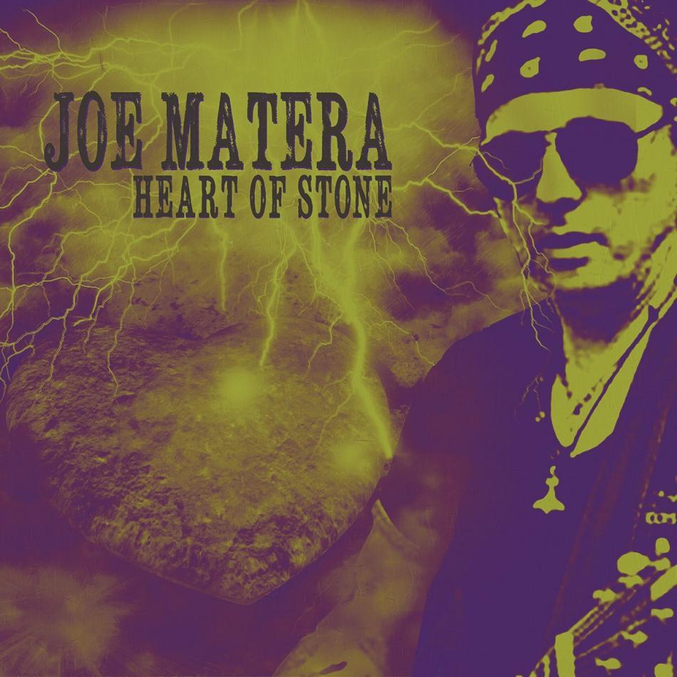 Heart of Stone EP by Joe Matera