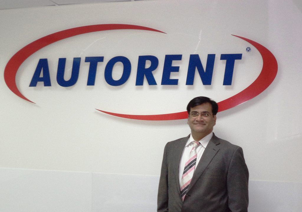 Shakil Ahmad Khan, UAE Country Head of Autorent Ca