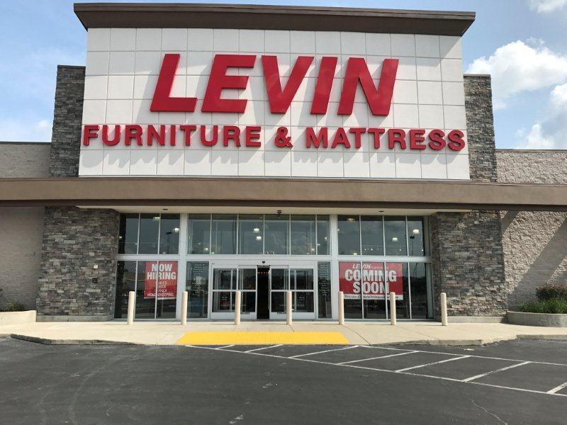 Levin Furniture And Mattress To Open At Ohio Valley Shopping Center October 6 Levin Furniture