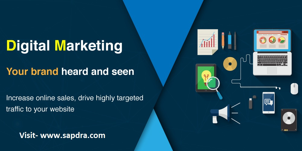 Sapdra com is USA and India's Best Digital Marketing Company