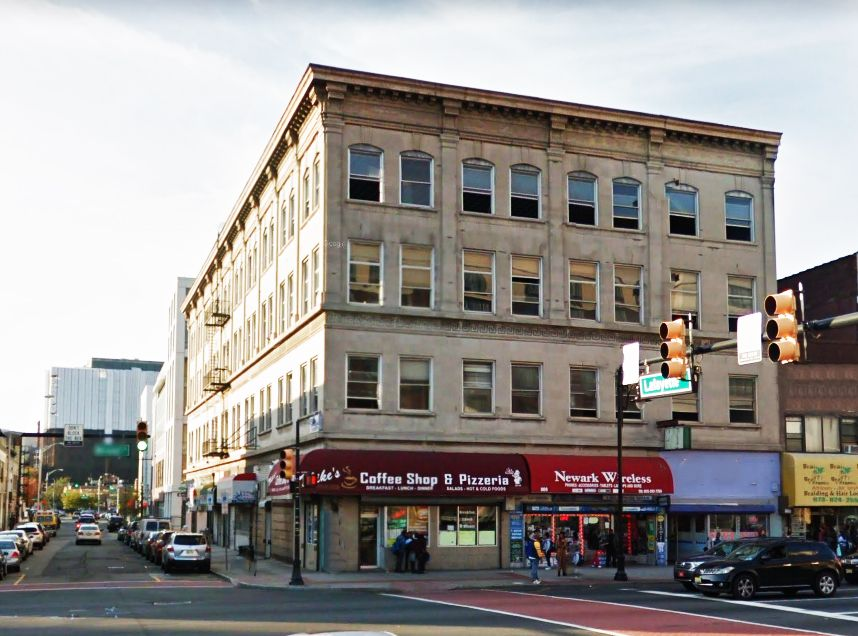 869 Broad Street Newark,NJ