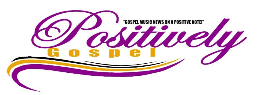 The website features Gospel/Christian music news