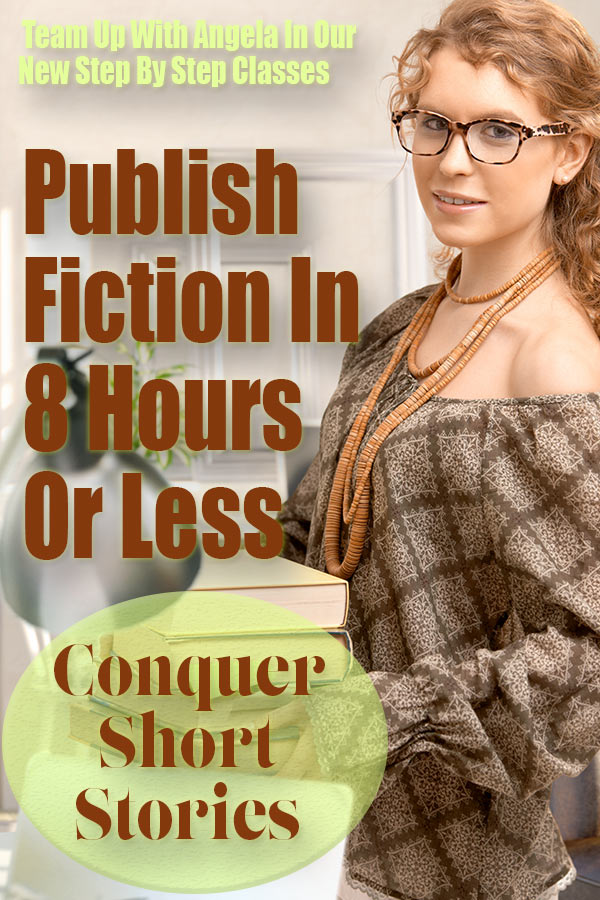 Publish Fiction In 8 Hours Or Less