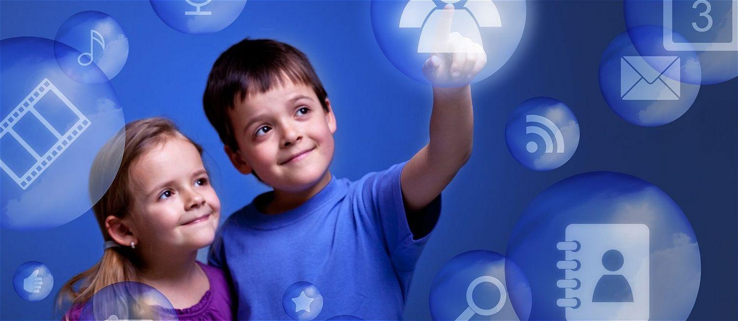 Созданием фото будущих детей