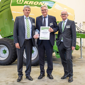 Krone-Supplier Award CANbus