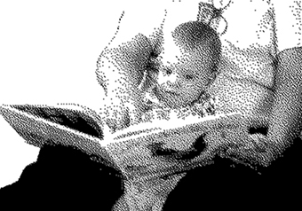 Reading between 18-36  months can wire children to be smarter for life.