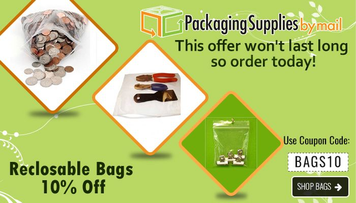 Check this page often, or follow Packaging Supplies By Mail (hit the follow button up top) to keep updated on their latest discount codes. Check for Packaging Supplies By Mail's promo code exclusions. Packaging Supplies By Mail promo codes sometimes have exceptions on certain categories or brands.5/5(1).