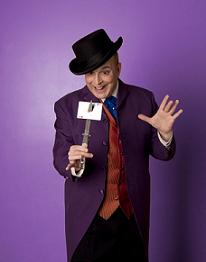 Master Magician Ben Robinson in Action