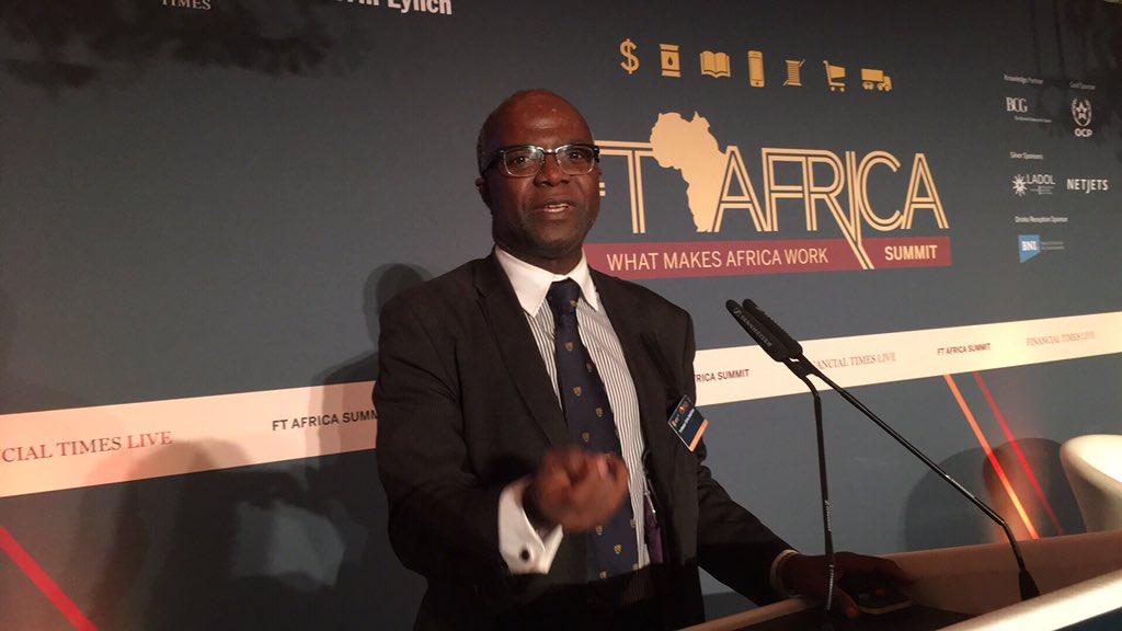 FT Africa summit: Professor Chris Imafidon speaks