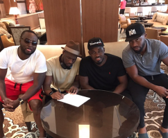 Official Ambassador Peter Okoye Announced