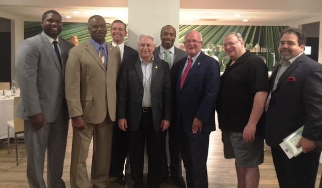 Legislators From Around The State Attend FAHU Reception